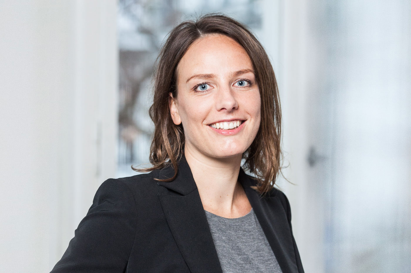 Attorney at law Dr. Katharina Wandscher, Berlin