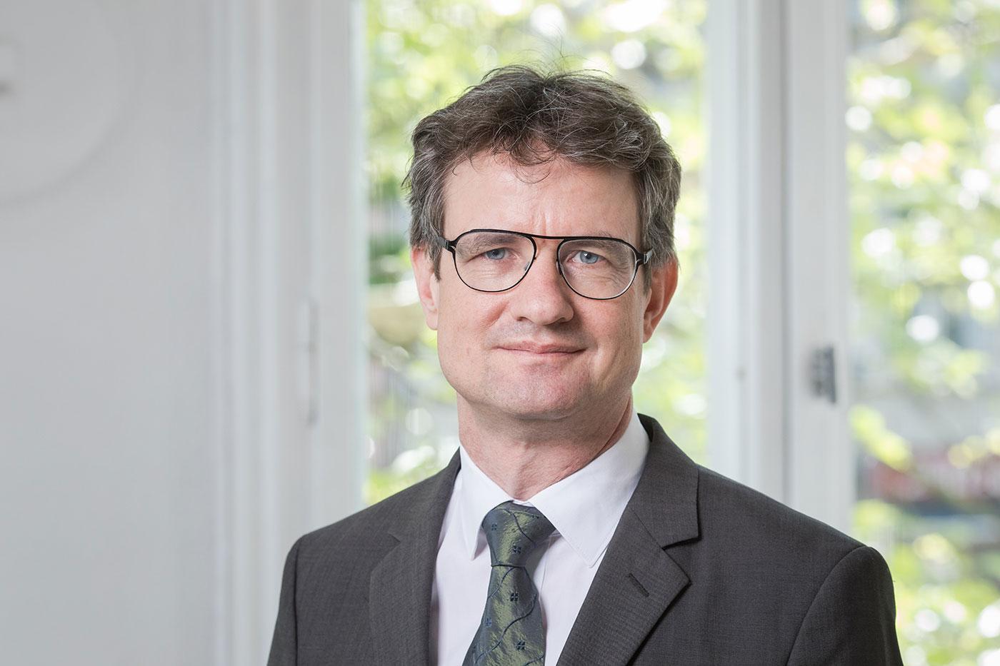 Attorney at law Sebastian Höhmann, Berlin