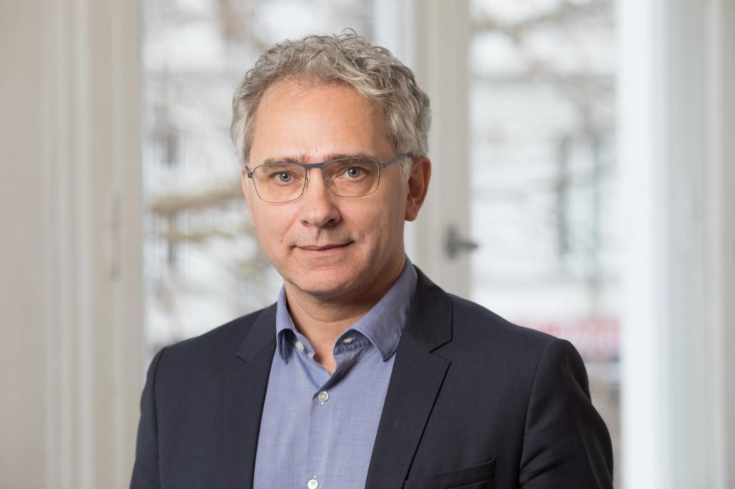 Rechtsanwalt Dr. Johannes Groß, Berlin